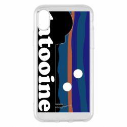 Чехол для iPhone X/Xs Tatooine