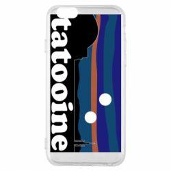 Чехол для iPhone 6/6S Tatooine