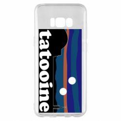 Чехол для Samsung S8+ Tatooine