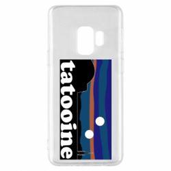 Чехол для Samsung S9 Tatooine