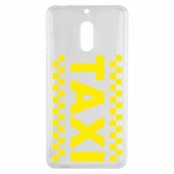 Чехол для Nokia 6 TAXI - FatLine