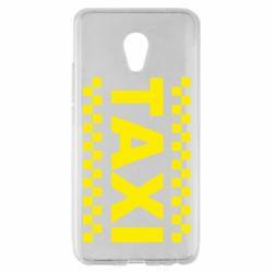Чехол для Meizu MX6 TAXI