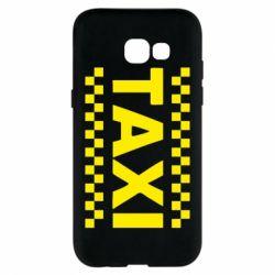 Чехол для Samsung A5 2017 TAXI - FatLine