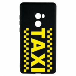 Чехол для Xiaomi Mi Mix 2 TAXI - FatLine
