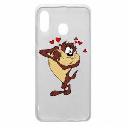 Чехол для Samsung A30 Taz in love