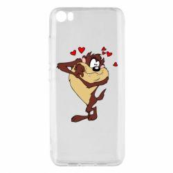Чехол для Xiaomi Mi5/Mi5 Pro Taz in love