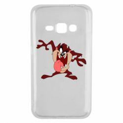 Чехол для Samsung J1 2016 Таз Тасманский дьявол