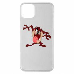 Чехол для iPhone 11 Pro Max Таз Тасманский дьявол