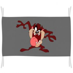 Флаг Таз Тасманский дьявол