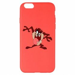 Чехол для iPhone 6 Plus/6S Plus Таз Тасманский дьявол