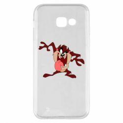 Чехол для Samsung A5 2017 Таз Тасманский дьявол