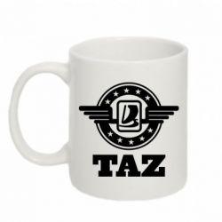 Кружка 320ml Taz
