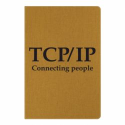 Блокнот А5 TCP\IP connecting people