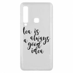 Чохол для Samsung A9 2018 Tea is always a good idea