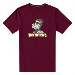 Мужская стрейчевая футболка Team Fortress 2 Art