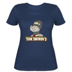 Женская футболка Team Fortress 2 Art