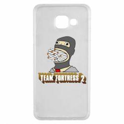 Чехол для Samsung A3 2016 Team Fortress 2 Art