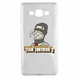 Чехол для Samsung A5 2015 Team Fortress 2 Art