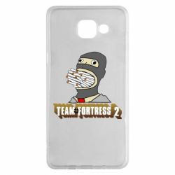 Чехол для Samsung A5 2016 Team Fortress 2 Art