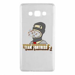 Чехол для Samsung A7 2015 Team Fortress 2 Art