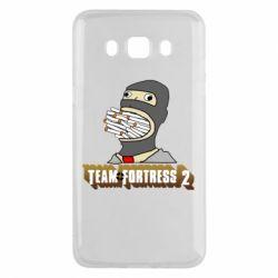 Чехол для Samsung J5 2016 Team Fortress 2 Art