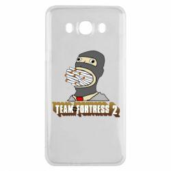 Чехол для Samsung J7 2016 Team Fortress 2 Art