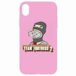 Чехол для iPhone XR Team Fortress 2 Art