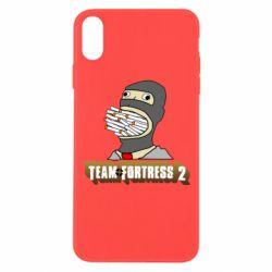 Чехол для iPhone Xs Max Team Fortress 2 Art