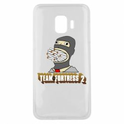 Чехол для Samsung J2 Core Team Fortress 2 Art
