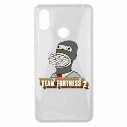 Чехол для Xiaomi Mi Max 3 Team Fortress 2 Art