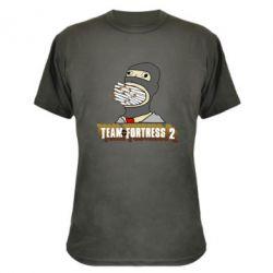 Камуфляжная футболка Team Fortress 2 Art