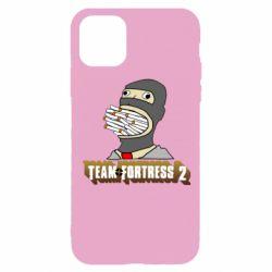 Чехол для iPhone 11 Pro Team Fortress 2 Art