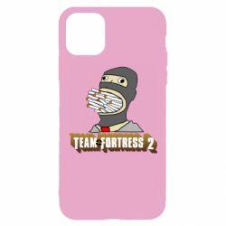 Чехол для iPhone 11 Pro Max Team Fortress 2 Art