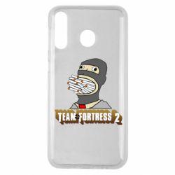 Чехол для Samsung M30 Team Fortress 2 Art