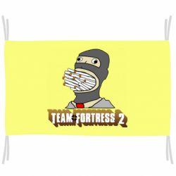 Флаг Team Fortress 2 Art