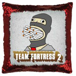 Подушка-хамелеон Team Fortress 2 Art