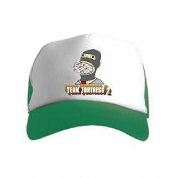 Детская кепка-тракер Team Fortress 2 Art
