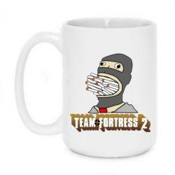 Кружка 420ml Team Fortress 2 Art