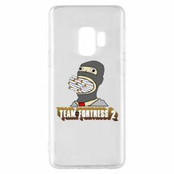 Чехол для Samsung S9 Team Fortress 2 Art