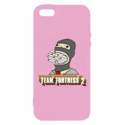 Чехол для iPhone5/5S/SE Team Fortress 2 Art