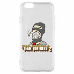 Чехол для iPhone 6/6S Team Fortress 2 Art
