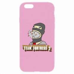 Чехол для iPhone 6 Plus/6S Plus Team Fortress 2 Art