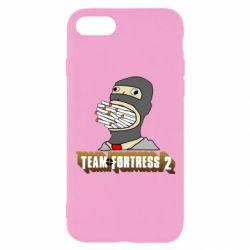 Чехол для iPhone 7 Team Fortress 2 Art