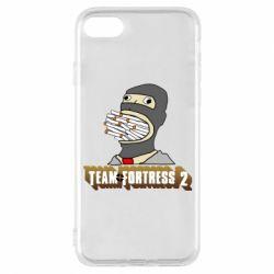 Чехол для iPhone 8 Team Fortress 2 Art