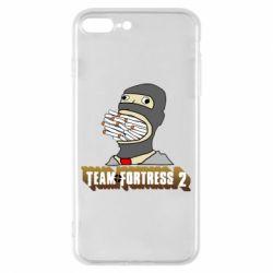 Чехол для iPhone 8 Plus Team Fortress 2 Art