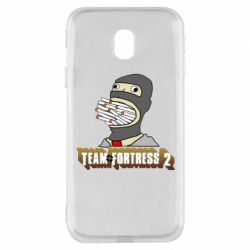 Чехол для Samsung J3 2017 Team Fortress 2 Art