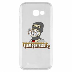 Чехол для Samsung A5 2017 Team Fortress 2 Art