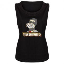 Женская майка Team Fortress 2 Art