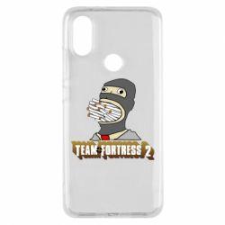 Чехол для Xiaomi Mi A2 Team Fortress 2 Art
