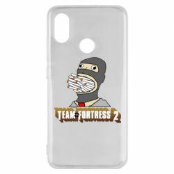 Чехол для Xiaomi Mi8 Team Fortress 2 Art